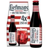 Liefmans Fruitesse Bier Fles 4X25 Cl voorkant