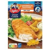 Iglo Ocean Cuisine lekkerbekjes traditioneel voorkant