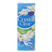 Crystal Clear Vruchtendrank Appel Peer voorkant