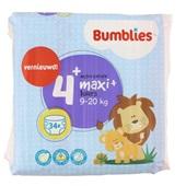 Bumblies Luiers 4+ Maxi + voorkant