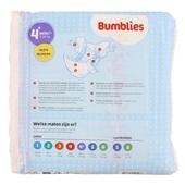 Bumblies Luiers 4+ Maxi + achterkant