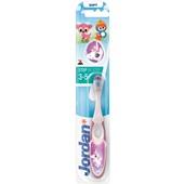Jordan Tandenborstel Kids Step 2 Soft (3-5 Jaar) voorkant