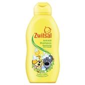 Zwitsal Shampoo anti-klit Woezel & Pip voorkant