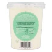 Bongastate Yoghurt Schapenmelk achterkant