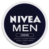 Nivea Men Creme Blik voorkant