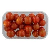 tomaat cherry achterkant