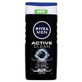 Nivea Men Douche Active Clean voorkant
