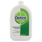 Dettol Ontsmettingsmiddel 1 liter voorkant
