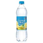 Crystal Clear Frisdrank Lemon voorkant