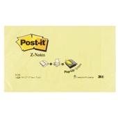 Post-it 127 x 76mm voorkant