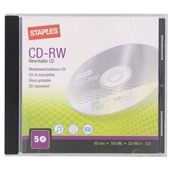 CD RW voorkant