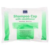 Shampoo cap Met Conditioner voorkant