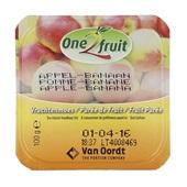 Vruchtenmoes 100 gram voorkant
