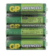 Greencell batterij voorkant