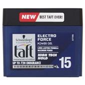 Taft Electro Force Haarstyling Power Gel voorkant