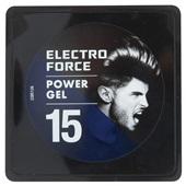 Taft Electro Force Haarstyling Power Gel achterkant