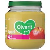 Olvarit Baby/Peuter Fruithapje Appel voorkant