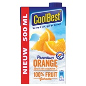 Coolbest Coolbest Perium orange voorkant