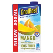 Coolbest Coolbest Mango dream voorkant
