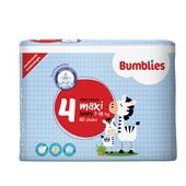 Bumblies luiers Maxi 4 voorkant