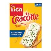 Lu Cracottes Crackers Volkoren voorkant