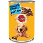 Pedigree Hondenvoer Stoofpotje Met Groenten voorkant