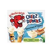 La Vache qui rit Cheez Dippers Smeerkaas Naturel voorkant