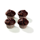 Croustif Muffin Chocolade voorkant