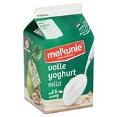 Melkunie Yoghurt Vol achterkant