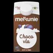 Melkunie Vla Chocolade voorkant