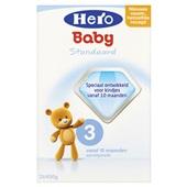 Hero Baby Opvolgmelk 3 Standaard voorkant