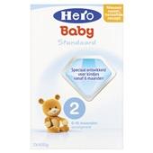 Hero Baby Opvolgmelk 2 Standaard voorkant