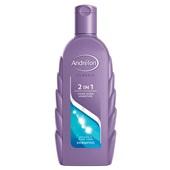 Andrélon Shampoo 2 in 1 voorkant