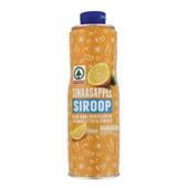 Spar Siroop Sinaasappel voorkant