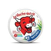 La Vache qui rit Kaaspuntjes Naturel voorkant