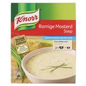 Knorr Mosterdsoep Romig voorkant