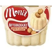 Mona Pudding Bitterkoekjes voorkant
