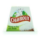 Chavroux Geitenkaas 45+ achterkant