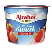 Almhof Kwark Aardbei voorkant