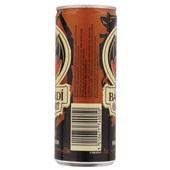 Bacardi Oakheart Cola achterkant