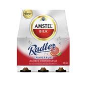Amstel Radler Grapefruit Fles 6X30Cl voorkant