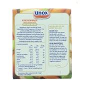 Unox Soep In Zak 1 Persoons Kip achterkant