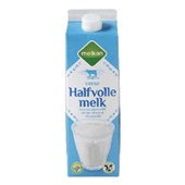 Melkan Melk Halfvol voorkant
