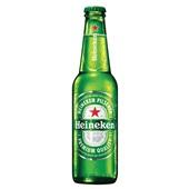 Heineken pils achterkant