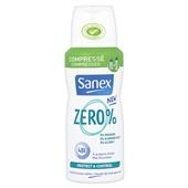 Sanex compressed deodorant voor normale huid voorkant