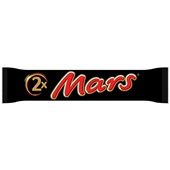 Mars Chocolade Single 2-Pack voorkant