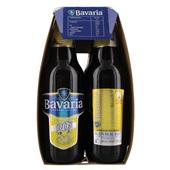 Bavaria Radler Lemon  0.0% 6X30CL achterkant