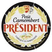 President Camembert Petit voorkant