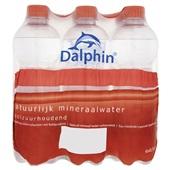 Dalphin Water Met Koolzuur voorkant