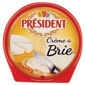 President Kaas Creme De Brie voorkant